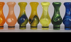 Plastic 510 Drip Tips Type 2