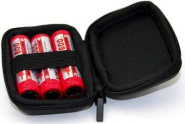 Efest Battery Case 18650 X3 26650 X2