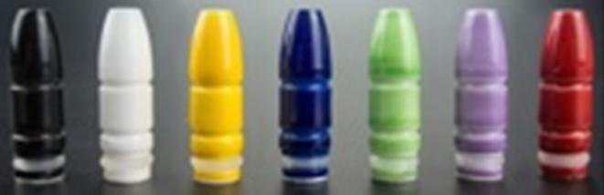 Ceramic Bullet Drip Tip