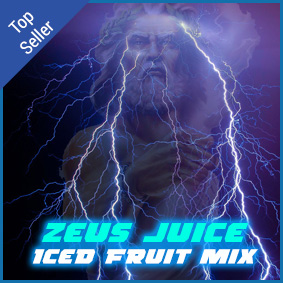 Zeus Juice fruity minty magic