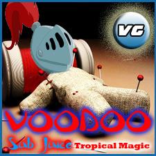 voodoo VG sub juice cloud chaser e liquid