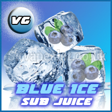 VG BLUE ICE Sub Juice Eliquid
