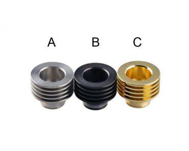 510 Stainless Steel wide Drip Tip for Subtank / ToPTANK series