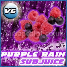 VG Purple Rain sub juice