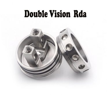 Double Vision Compvape Clone