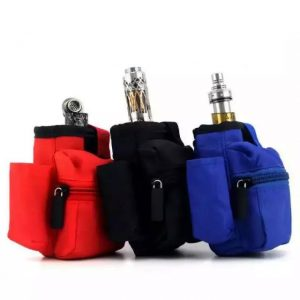 Backpack style vape bag