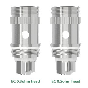 Eleaf EC Coil Heads 0.5 and 0.3ohm