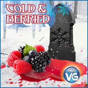 VG Cold & Berried ICed Berries E Liquid