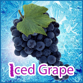 Iced grape Menthol Grape Eliquid Flavour