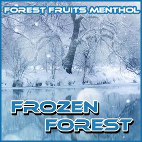 frozen forest Forest Fruits Menthol flavour eliquid
