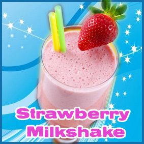 strawberry milkshake flavour e liquid