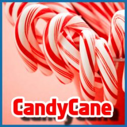 candy cane flavoured eliquid
