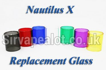 nautilus-x repalcement glass tank