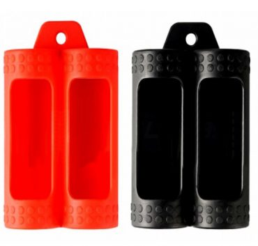 Protective Silicone Case / Silicone cover Keychain Key ring for 2x 18650