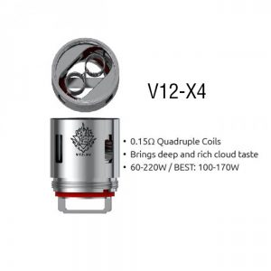 SMOK TFV12 X4 Replacement coils