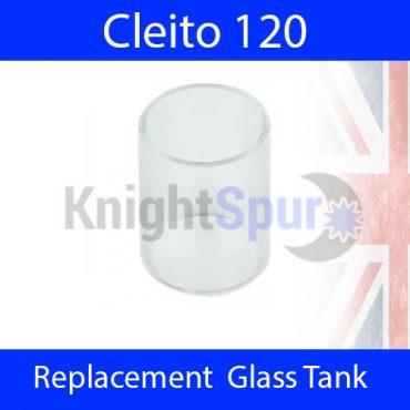 Aspire Cleito 120 replacment glass tank