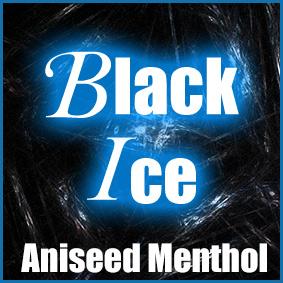 Black-ice-flavour-eliquid aniseed menthol