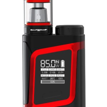 Smok Alien AL85 TPD READY MOD red and black