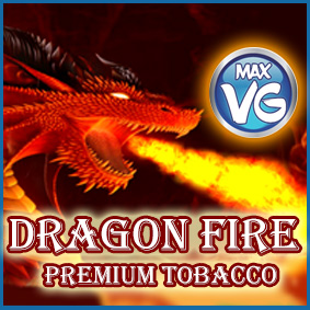 VG DRAGON FIRE tobacco flavoured Premium Eliquid