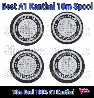 A1 Kanthal Wire 10m