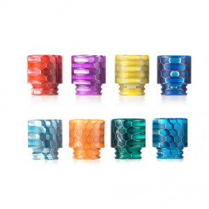 810 fit Drip Tip Snake skin cell tfv8 tfv12