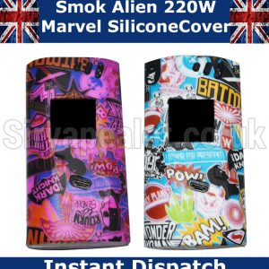Smok-alien-220w-case-marvel