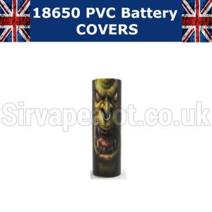 18650 battery wraps Orkish