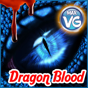 Dragon Blood Menthol Aniseed berry mix