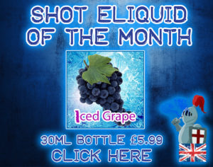Shot-Eliquid-of-the-month-Grape-Ice menthol