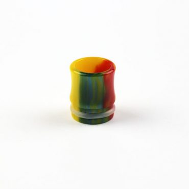 810 WIDE BORE Resin Urn Style Drip Tips 16mm - 13mm