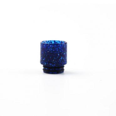 810 WI810 WIDE BORE Plastic Glitter Drip TipsDE BORE Plastic Glitter Drip Tips