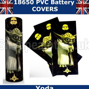 yoda 18650 Battery Covers