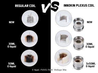 Proton-coil-comparissona