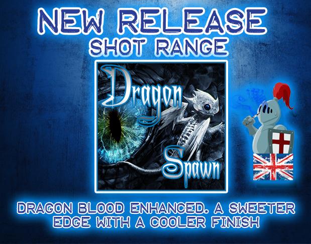 New Release Dragon Spawn Eliquid