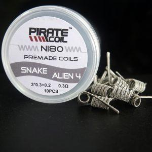 Ni80 Snake Alien 0.3ohm
