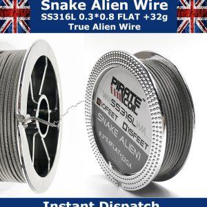 Alien-wire-ss316l