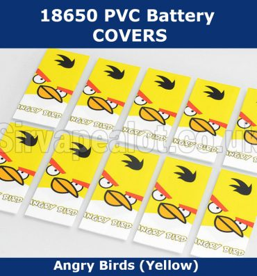 Angry-birds-yellow-18650-battery-wraps