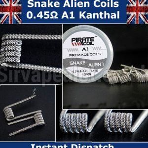 Kanthal-Snake-Aliens