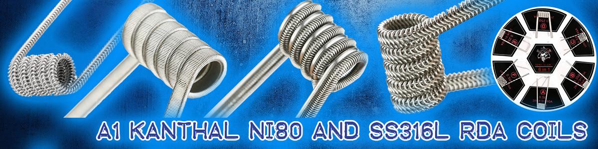 Kanthal-ni80-ss316-vape-rda-coils