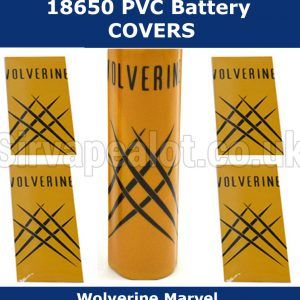 MArvel Wolverine-18650-battery-wraps