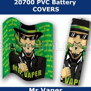 MR Vaper 20700-battery-wraps
