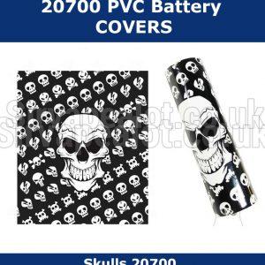 Skulls-20700-battery-wraps