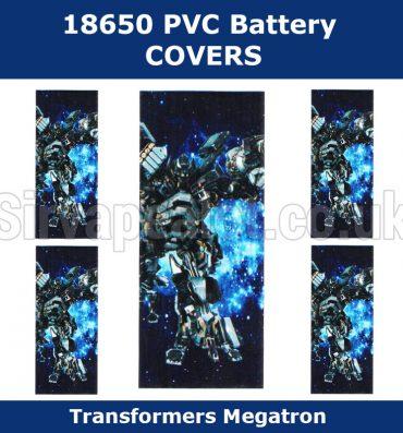 megatron-transformers-18650-battery-wraps