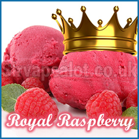 Royal-Raspberry-sorbet flavour Eliquid