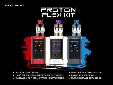 Innokin Proton Plex 235w mod kit