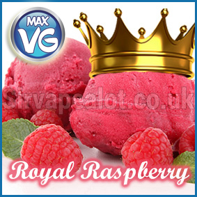 VG Royal Raspberry MAX VG Eliquid
