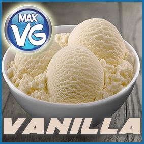 Vanilla MAX VG Eliquid