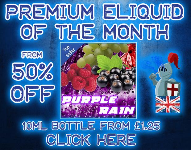 Purple Rain vimto Style Eliquid