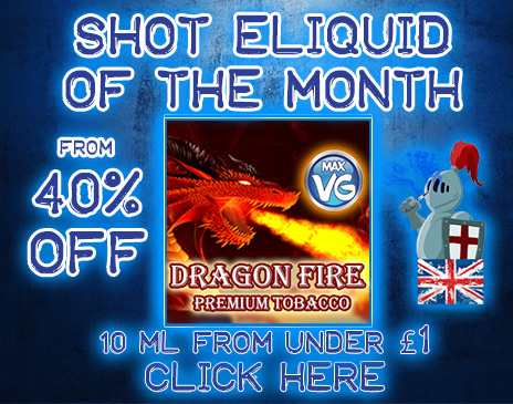 Shot-Eliquid-of-the-month-Dragon Fire Tobacco
