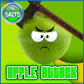 Apple-attack-nic-shot-eliquid